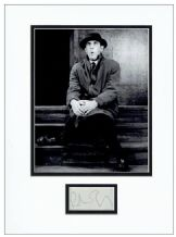 Peter Cook Autograph Signed